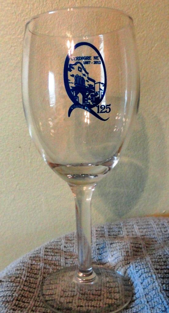 Q125 Wine Glass