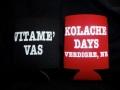 Kolach Days Koozies - $3.00