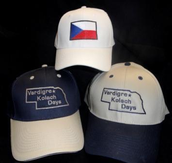 Kolach Days Hats - $12.00