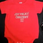 Baby Onesie (Sizes: 6 mo & 12 mo) - $12.00