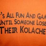 Fun & Games T-Shirt (orange)