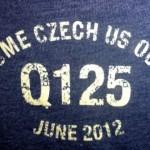 Happiness Is Kolach Days T-Shirt (blue) - back
