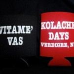 Koozies (front) - $3.00
